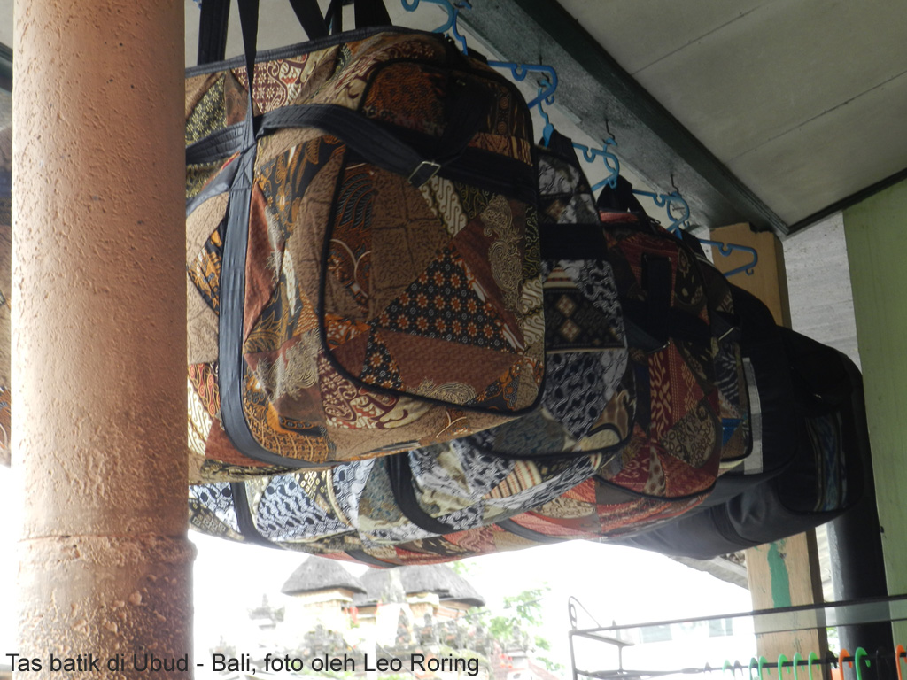 Sejak dinyatakan sebagai warisan budaya (cultural heritage) bangsa Indonesia  oleh UNESCO de19f2551b
