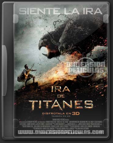 Ira de Titanes (BRRip FULL HD Inglés Subitulado) (2012)