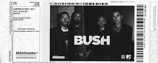 entrada de Bush