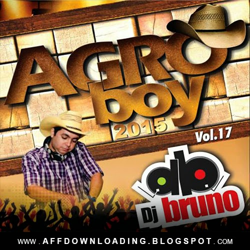 CD Agro Boy vol.17 – Dj Bruno Granado