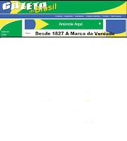 GAZETA DO BRASIL,A MARCA DA VERDADE !