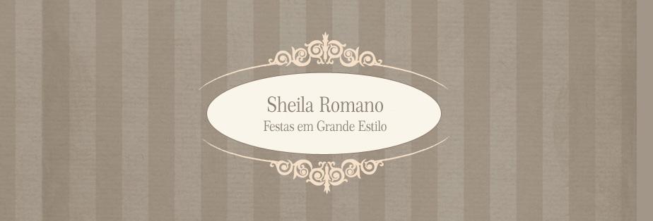 Sheila Romano Festas em Grande Estilo