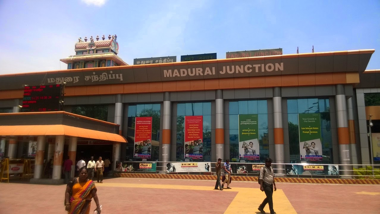 Madhurai Railway Station