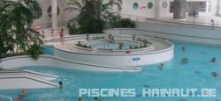 PISCINE bassin natation AQUACENTRE PISCINE FROIDCHAPELLE lac de l'eau d'heure