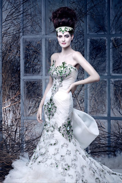 Michael cinco wedding dresses for Wedding dress in dubai