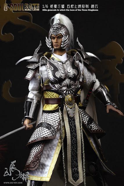 Zhao Yun Statue Zhao y...