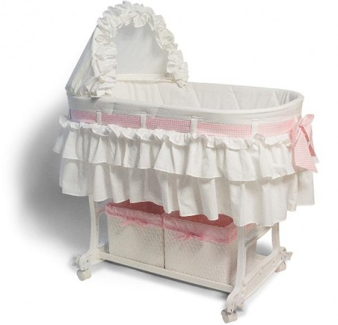 Bassinet For Girls3