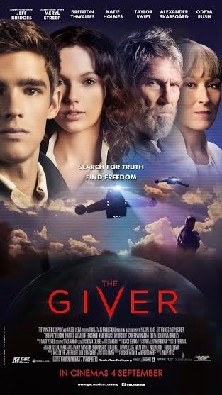 """THE GIVER"" (2014) MOVIE"