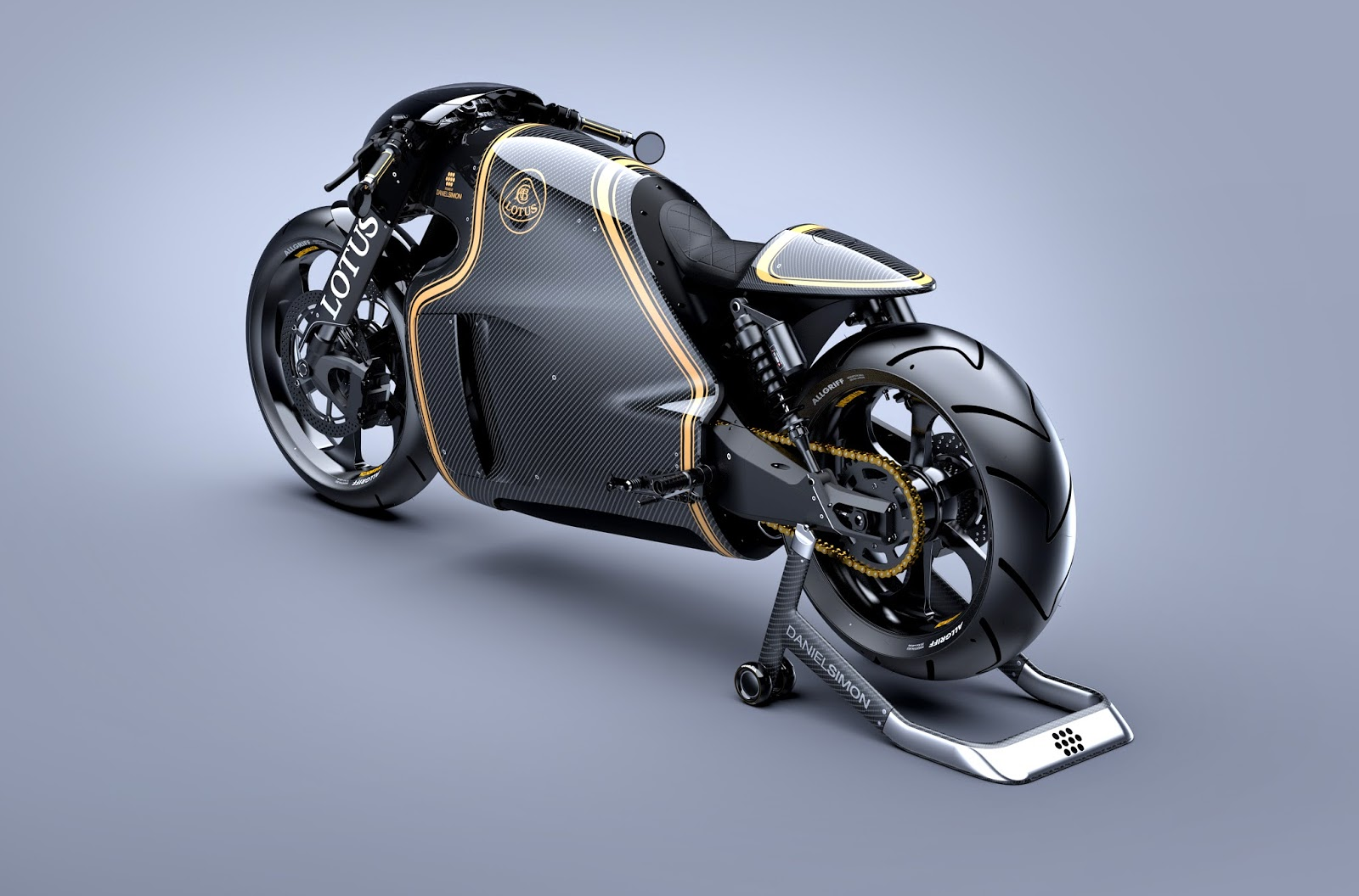 Lotus Motorcycle unveils the C-01: Buy Just for $130,000 Photo