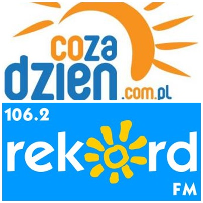 RADIO REKORD I GAZETA CO ZA DZIEŃ- RADOMSKIE MEDIA