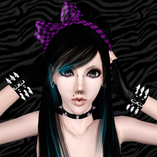 Sims 3 Emo Hair submited images.