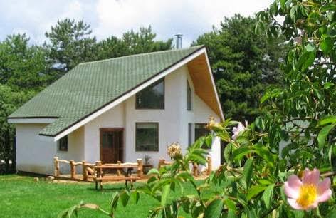 Sakintepe dağ evleri