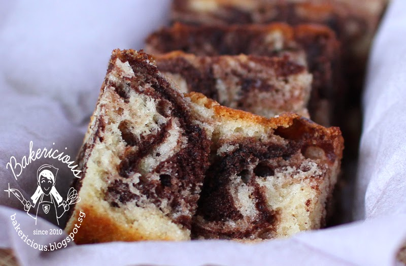 ... from the famous Mrs NgSK butter cake , one of my favourite cake