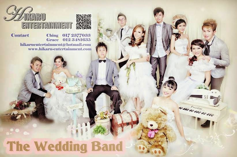 lovely band costume dress up