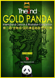 2nd Gold Panda International Cartoon and Illustration Competition 2012, China