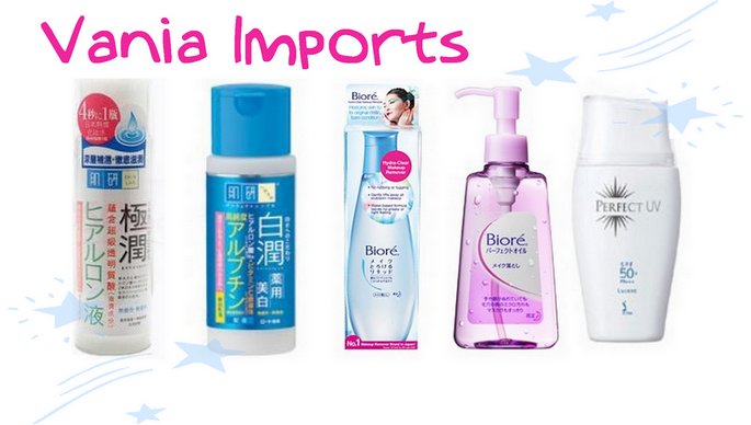 | Vania Imports | Cosméticos Importados