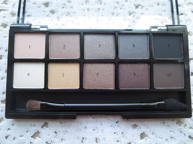 a picture of Annabelle Smokey Nudes Palette