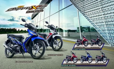 Harga New Honda Supra X 125 Fi 2014