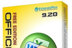 Office tab free edition - menambahkan tab ke program office