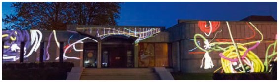 Agora installation vente - Galerie nationale de la tapisserie beauvais ...