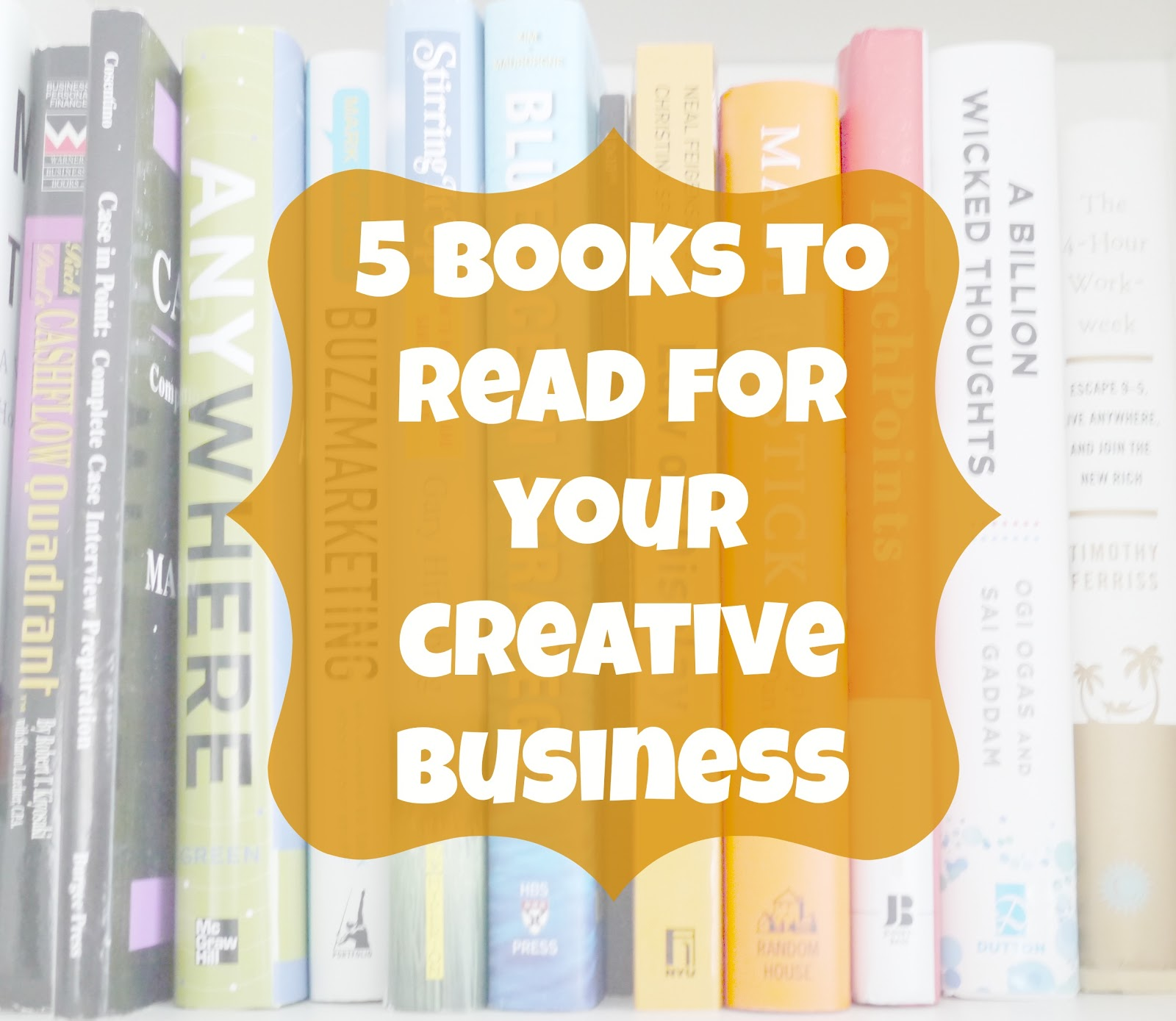 5 books to read for your small business