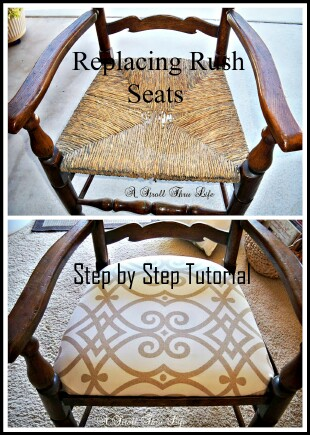 Replacing Rush Seats-Step by Step Tutorial