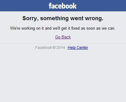 facebook no funciona 24 septiembre