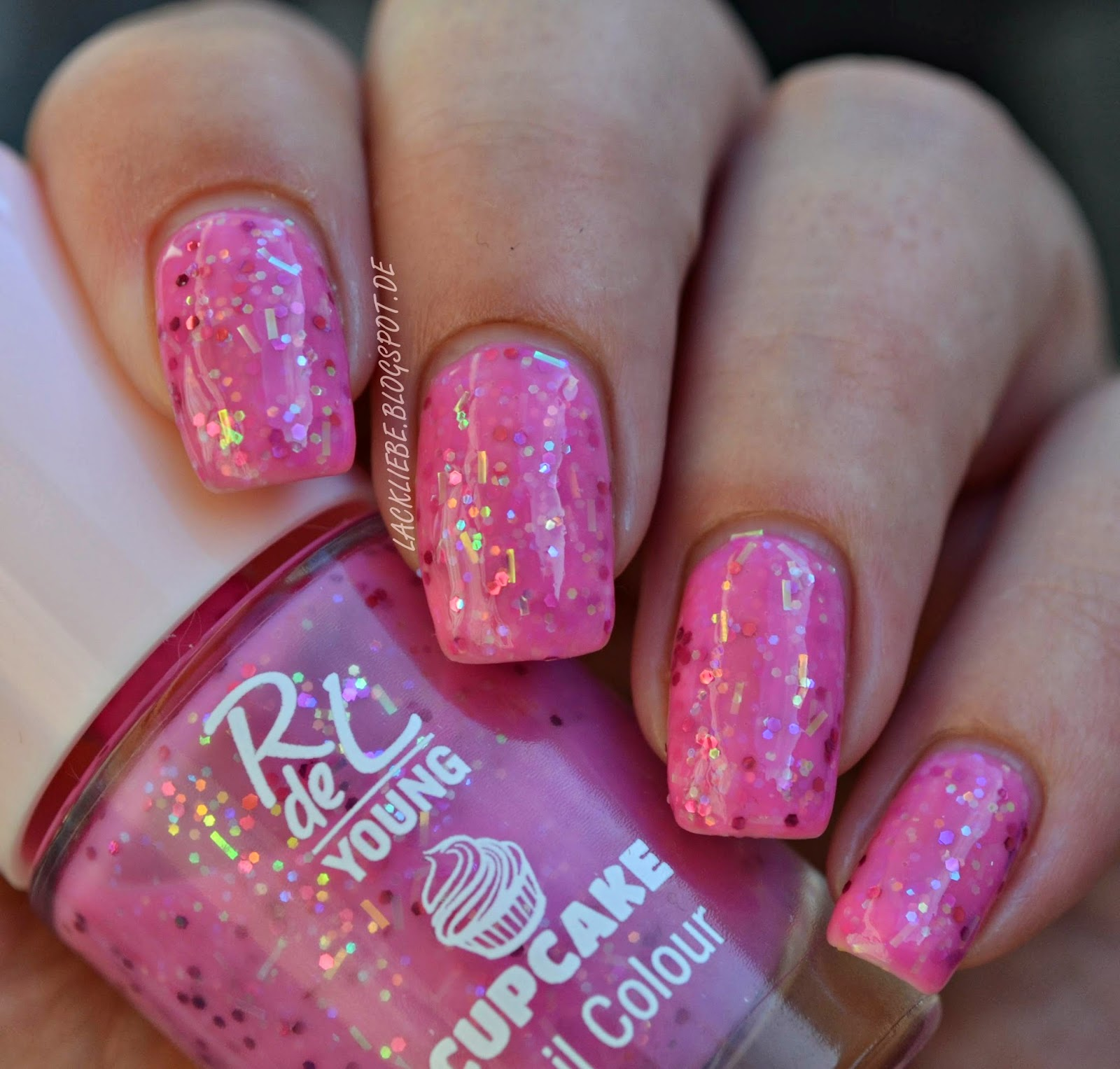 Lackliebe: Rival de Loop Young Cupcake LE Nagellack Swatches ...