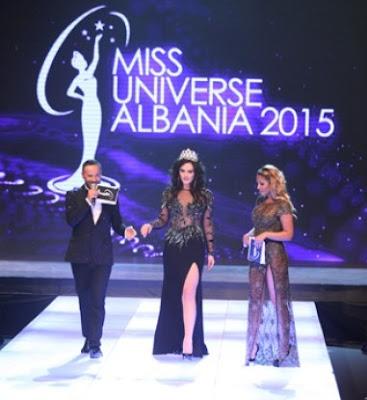 Megi Luka, përfaqësuese e Shqipërisë në Miss Universe 2015 (Foto)