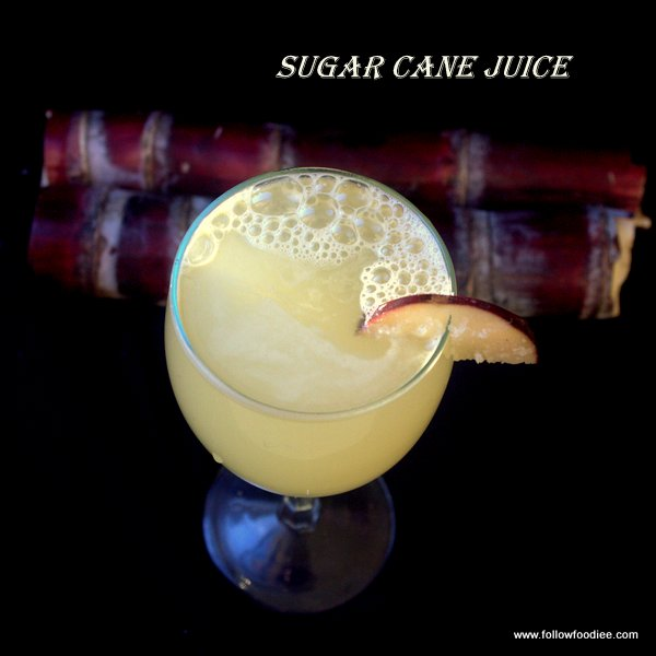 Sugar cane juice recipe , Karumbu juice recipe