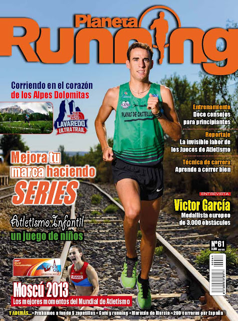 Revista española Running