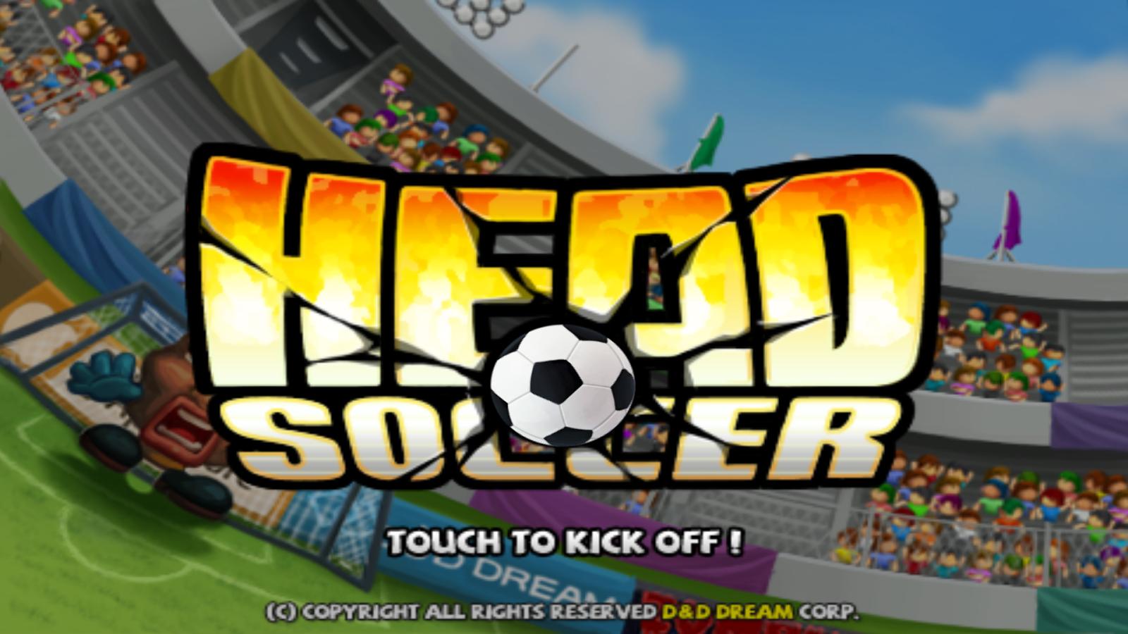 Head Soccer Android Futbol Oyunu
