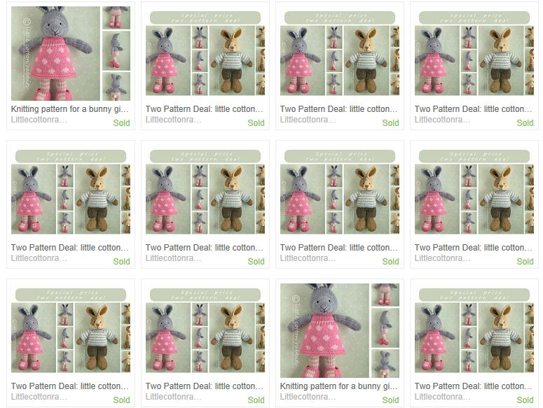 Sewing Is For Girls Little Cotton Rabbits Patterns