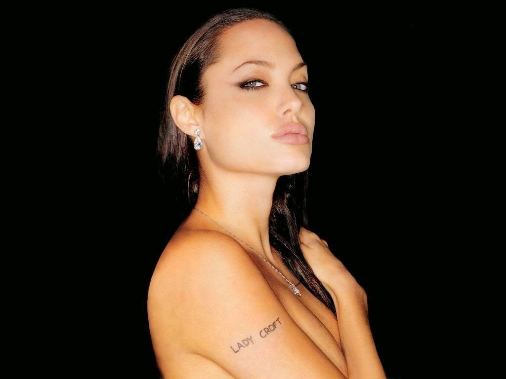 angelina jolie tattoos thailand