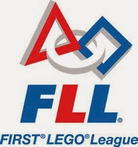 Logo de la First lego league