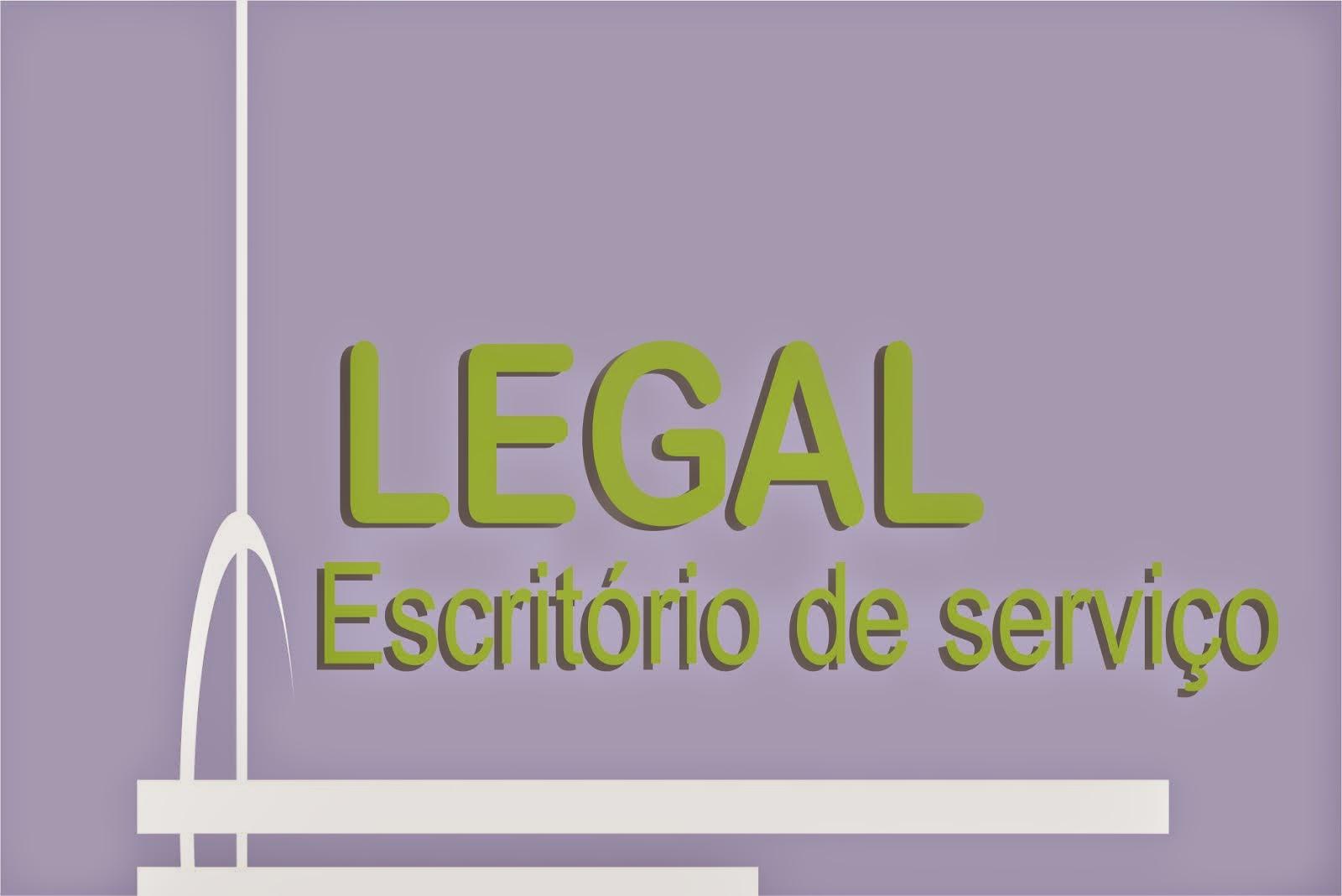 LEGAL ESCRITÓRIO DE SERVIÇO