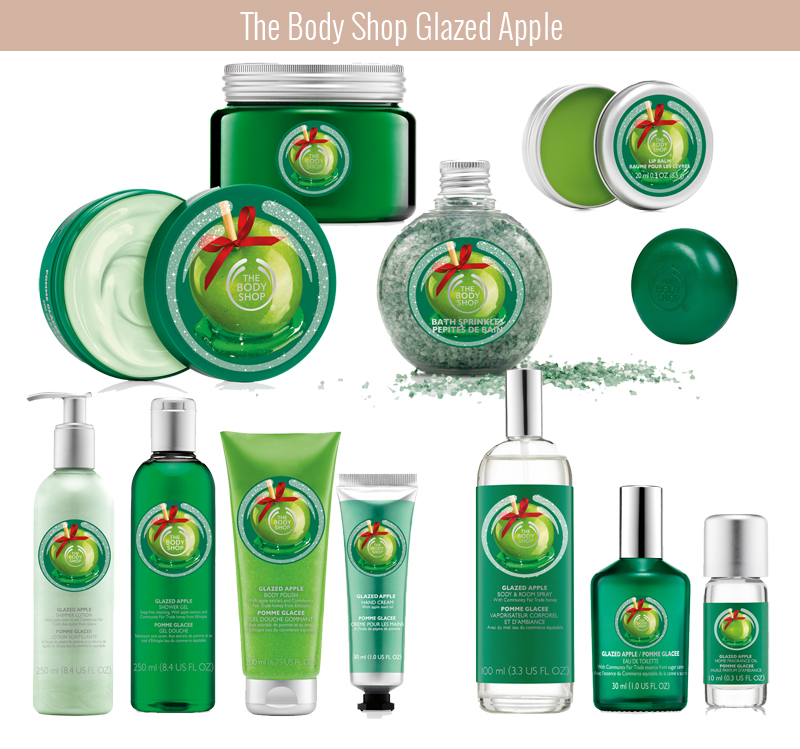 The Body Shop Craciun 2014