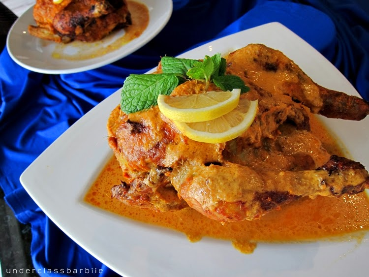 ayam percik recipe