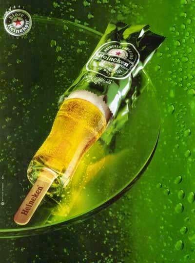 Publicidad Creativa: Heineken