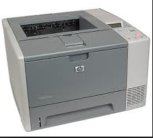 HP Laserjet 4000, 4050, and 4100 Series Printers - 41.5 Error Message