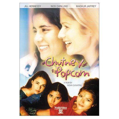 Chutney popcorn lesbian kissing scenes