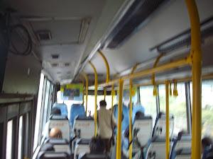 """""""700 Nos A/C public bus""""."""
