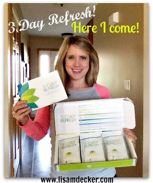 Healthy Holiday Challenge, 3 Day Refresh