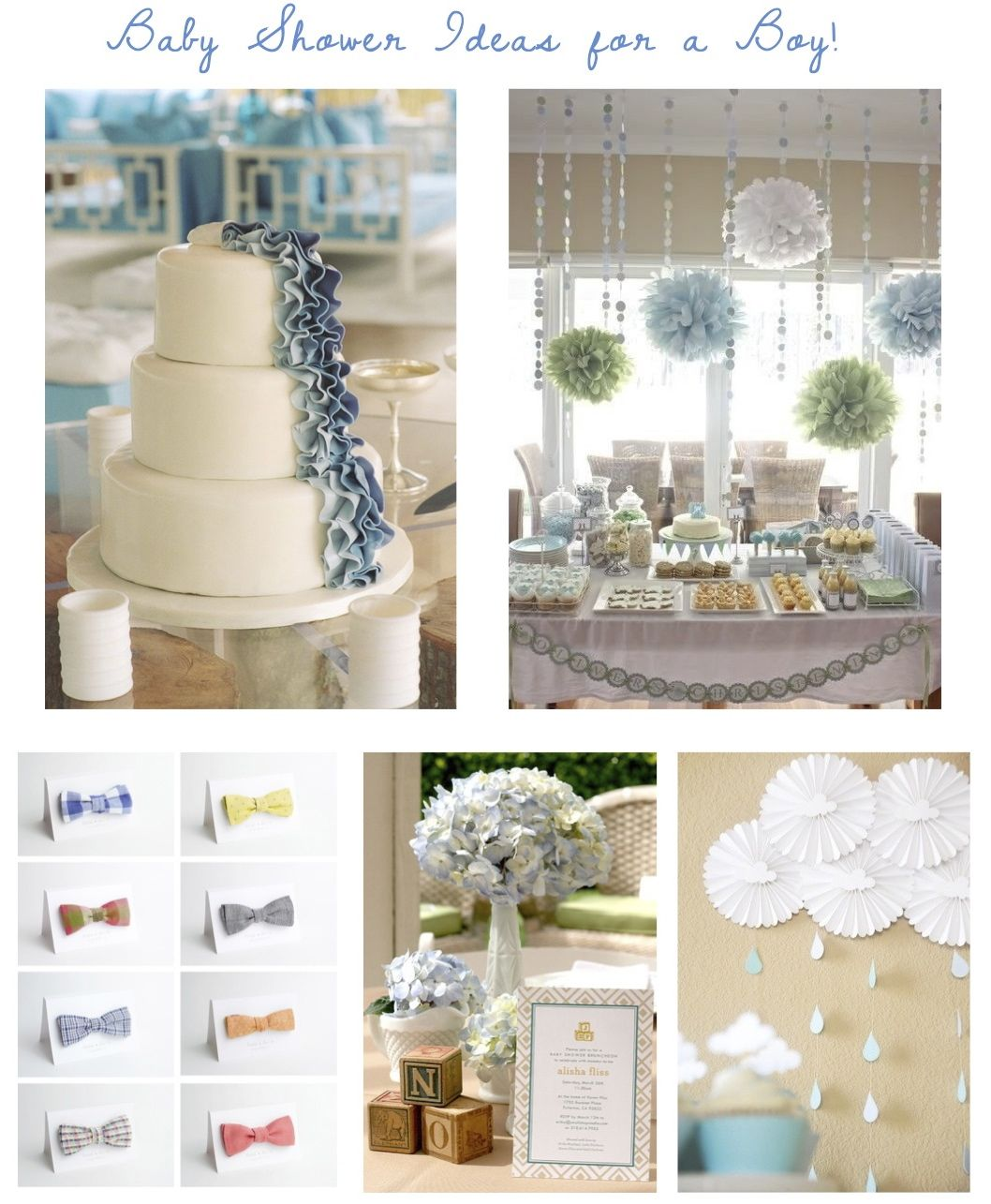 baby shower ideas for boys martha stewart if you 39 re planning a baby