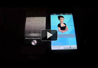 Video: iPhone 4S's Siri Assistant versus Android's Speaktoit Assistant. Who won?