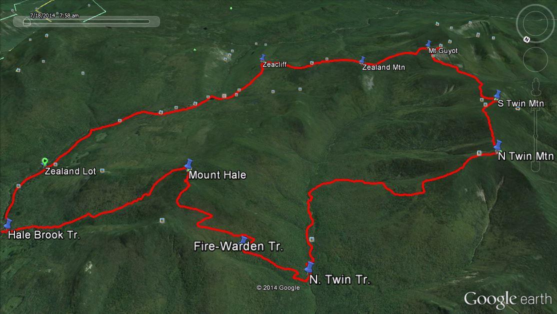 Mounts Hale Mt Zealand NH 4000