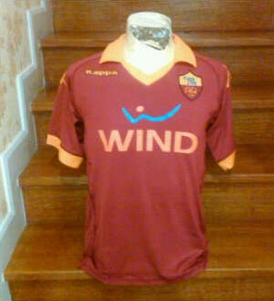 AS Roma Home Musim 2012/2013