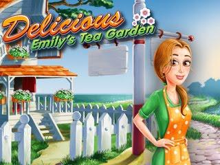 Emily's Tea Garden Free Game - Free Games Download