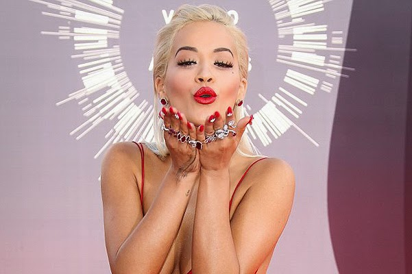 Rita Ora manicure for MTV VMA cost 56 thousand dollars