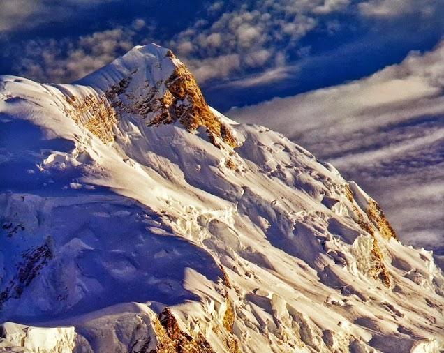 Haramosh Peak Pakistan